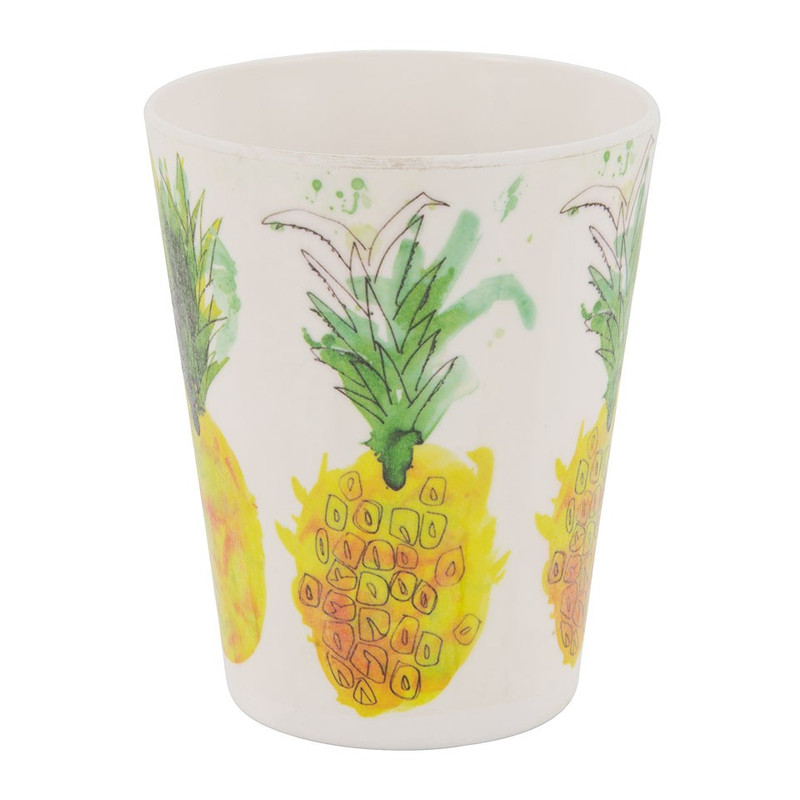 Beker ananas - 25 cl