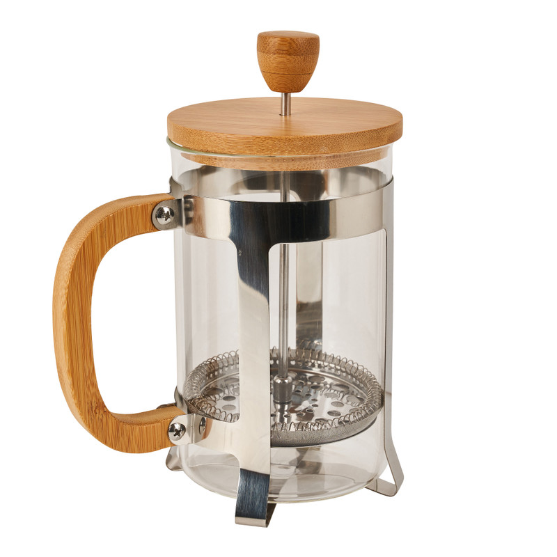 Koffiemaker bamboe 80 cl