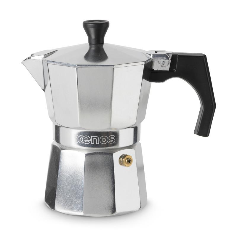 Espressomaker - 3 kops - 110 ml