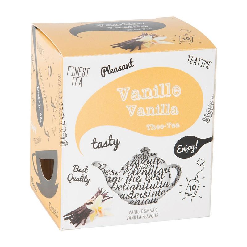 Thee vanille 10 zakjes