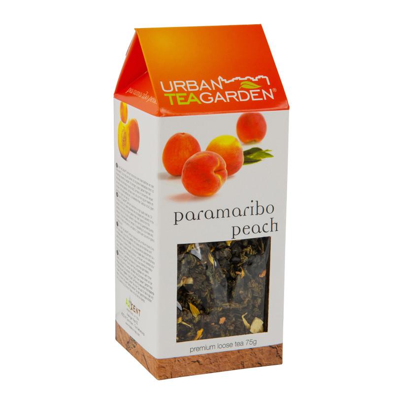 Paramaribo peach verse thee - Urban Tea Garden 75 gram