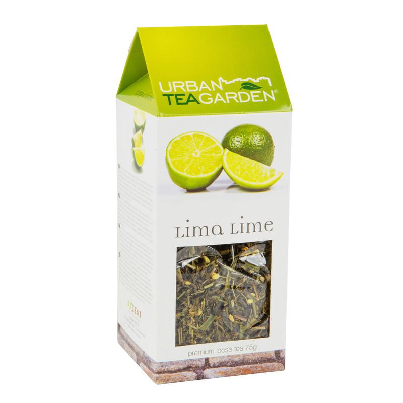 Lima lime verse thee - Urban Tea Garden - 75 gram