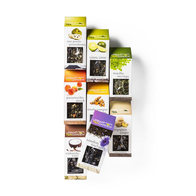 London Earl Grey verse thee - Urban Tea Garden - 75 gram