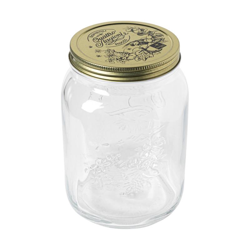 Conservenpot Quattro - 2 liter