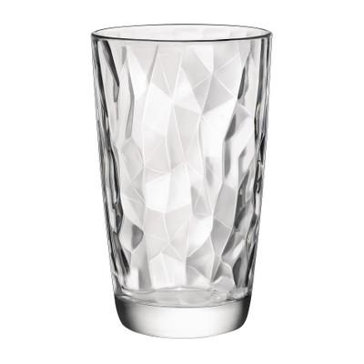 Longdrinkglas diamond - 47 cl - helder