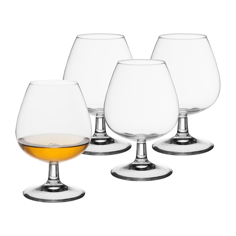 Cognacglas - 37 cl - set van 4