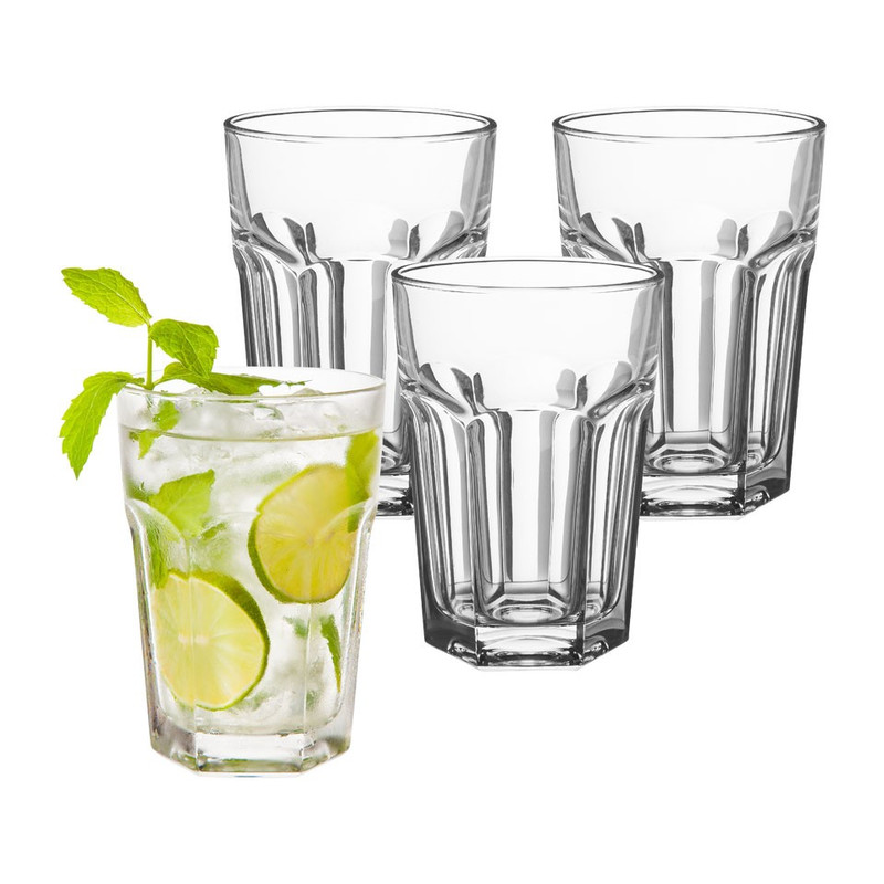 Cocktailglas Mojito - 40 cl - set van 4