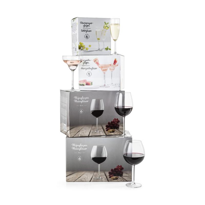Wijnglas Capitol - 62 cl - set van 6