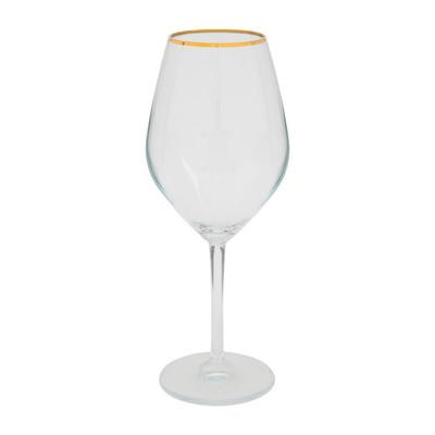 Ritzenhoff wijnglas gouden rand - 48 cl