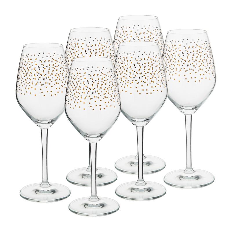 Ritzenhoff wijnglas met stip - 35 cl