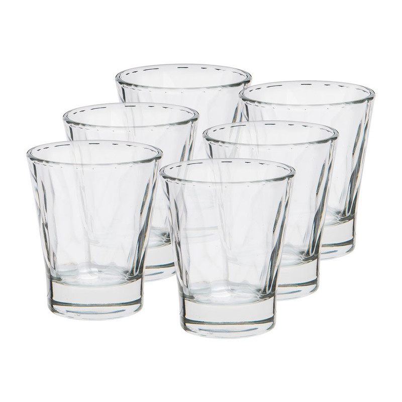 Shotglas - diamond - 8 cl