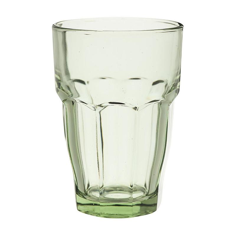 Glas rockbar - 37 cl - groen
