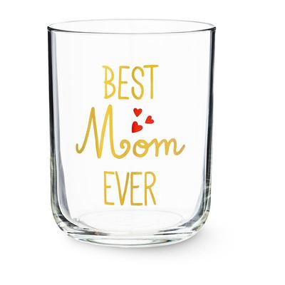 Glas Best Mom Ever - 35 cl