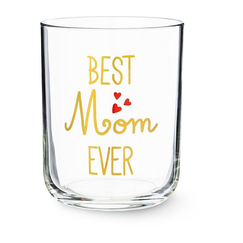 Glas Best Mom Ever - 35 cl