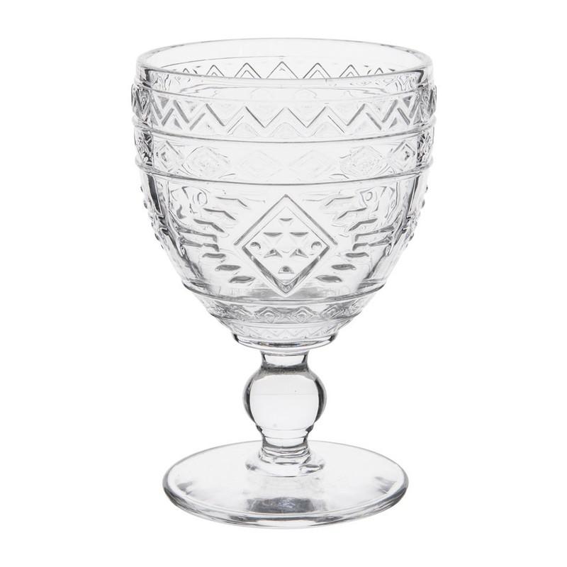 Wijnglas Etnisch reliëf - 29 cl