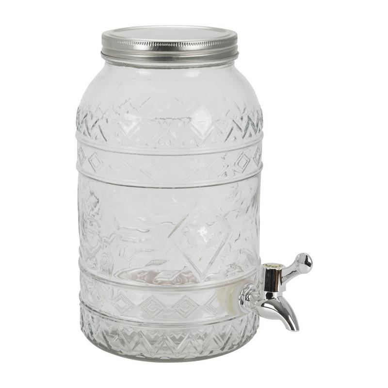 Sapkan met kraan Puablo - 3 liter
