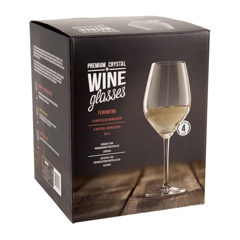 Wijnglas Fenomeno - 48 cl - set van 4