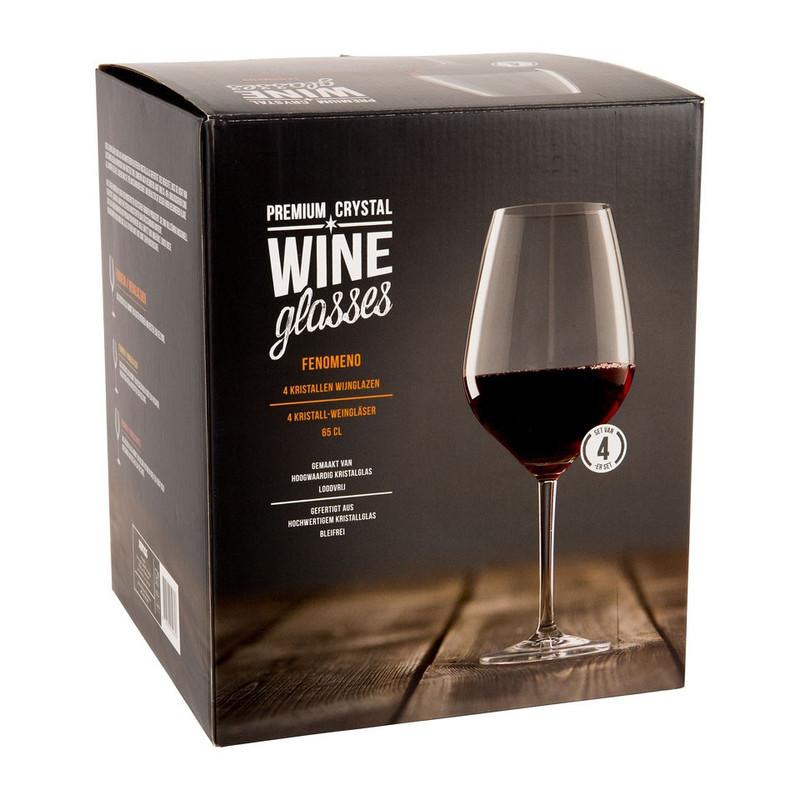 Wijnglas Fenomeno - 65 cl - set van 4