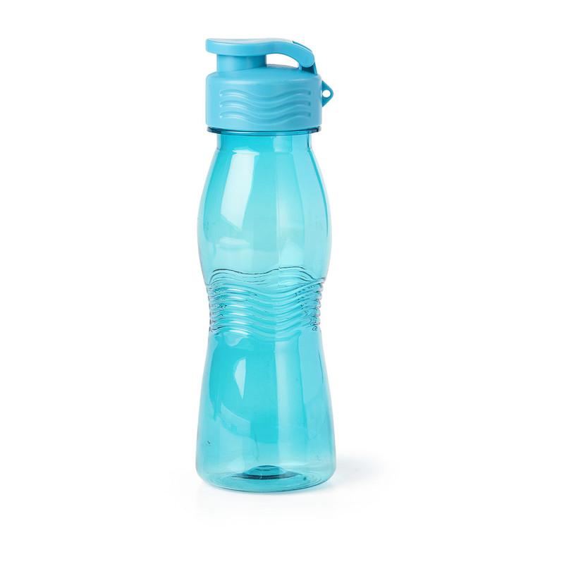 Drinkfles flip top - 55 cl - blauw