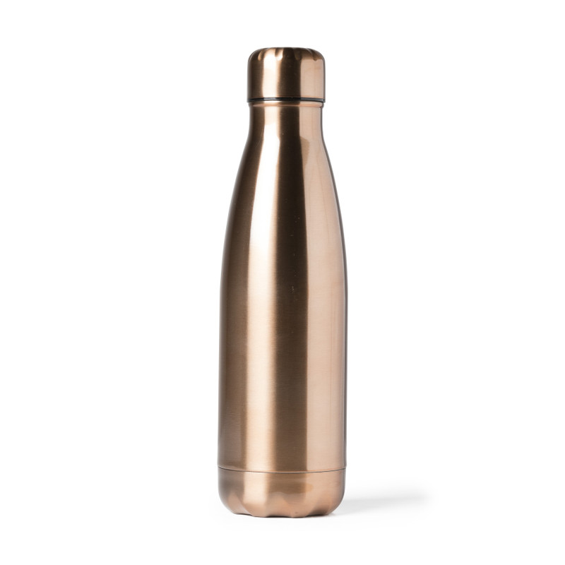 Thermosfles to go - rose goud - 450 ml