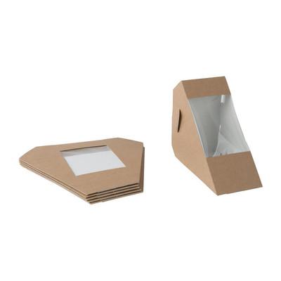 Sandwichbox to go - set van 6