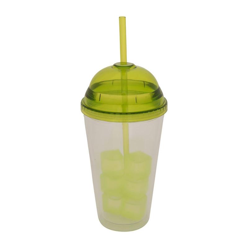 Milkshakebeker - 45 cl - groen