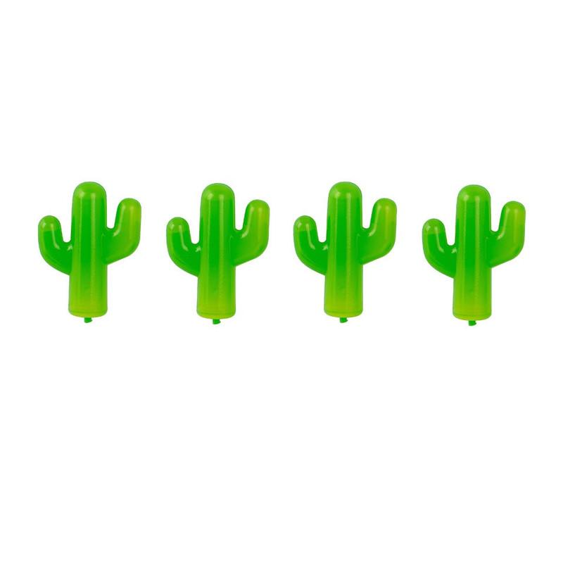 IJsblokjes cactus - set van 4