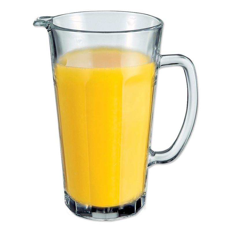 Kan met facetten - 1 liter