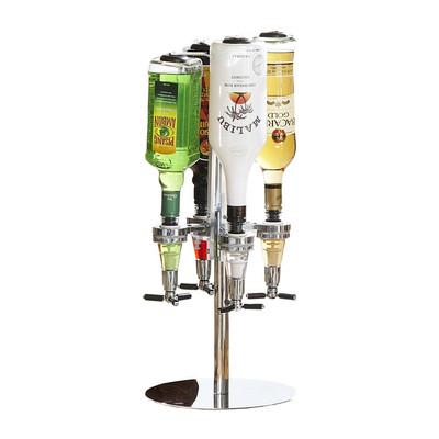 Mini-barset voor 4 flessen