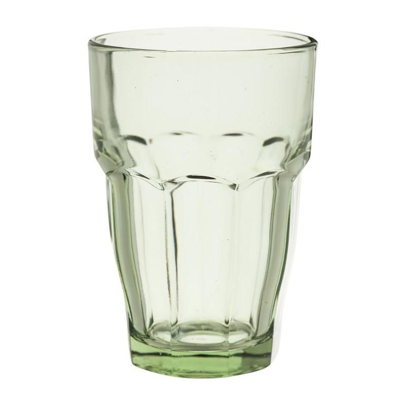Glas rock bar - 37 cl - groen