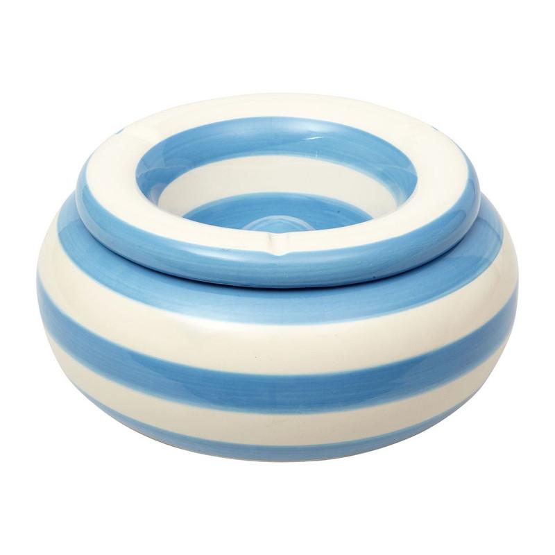 Stormasbak ringen - Ø21 cm - blauw