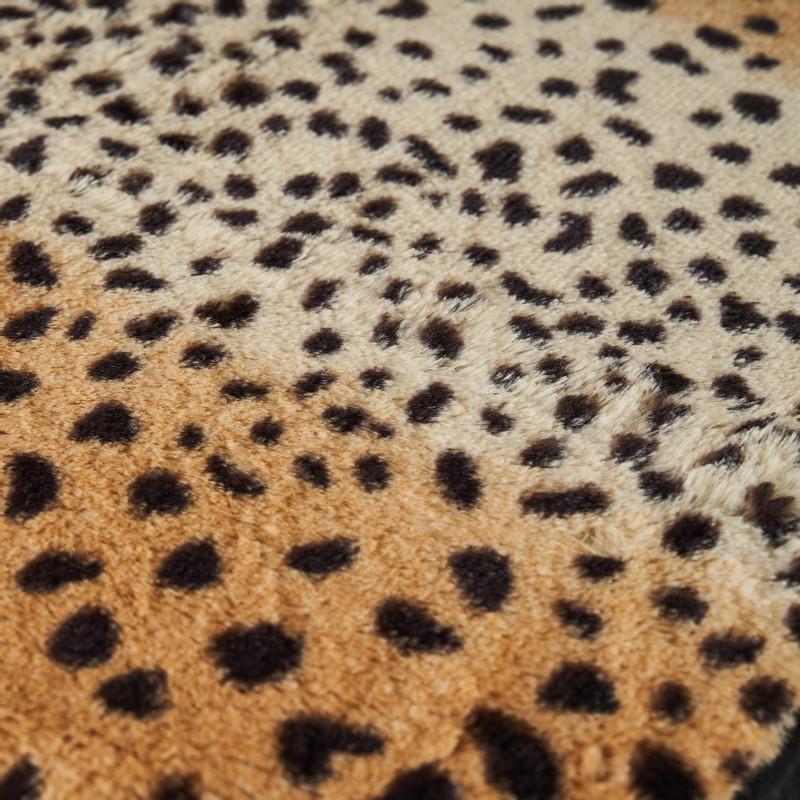 Plaid luipaard - 130x170 cm