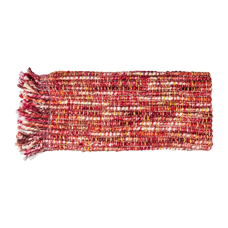 Plaid najaarstinten - 125x150 cm