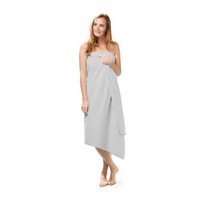 Grand foulard / omslagdoek - grijs - 150x250 cm