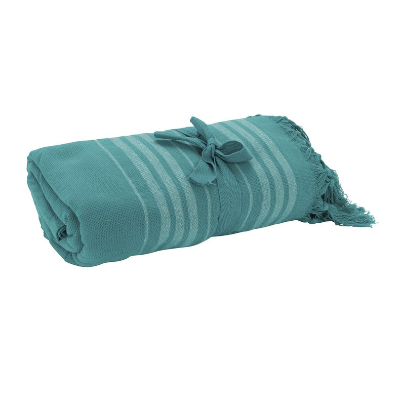 Hamamdoek - 100x180 cm - turquoise