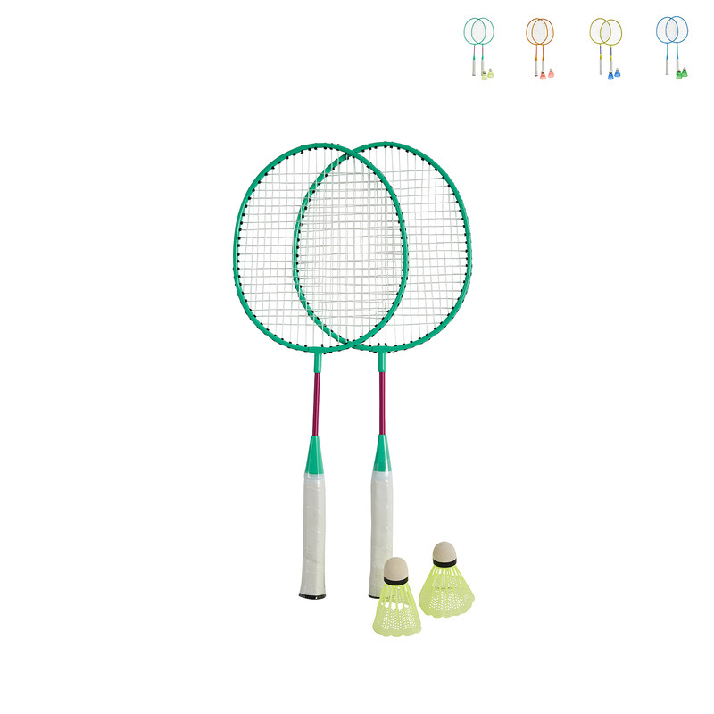 Badmintonset - diverse kleuren