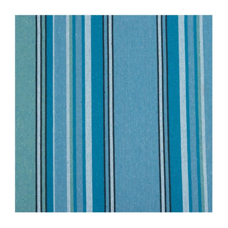 Hangmat blauw / wit