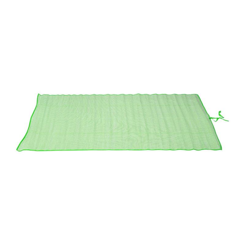 Strand/picknickmat - 120x180 cm - groen