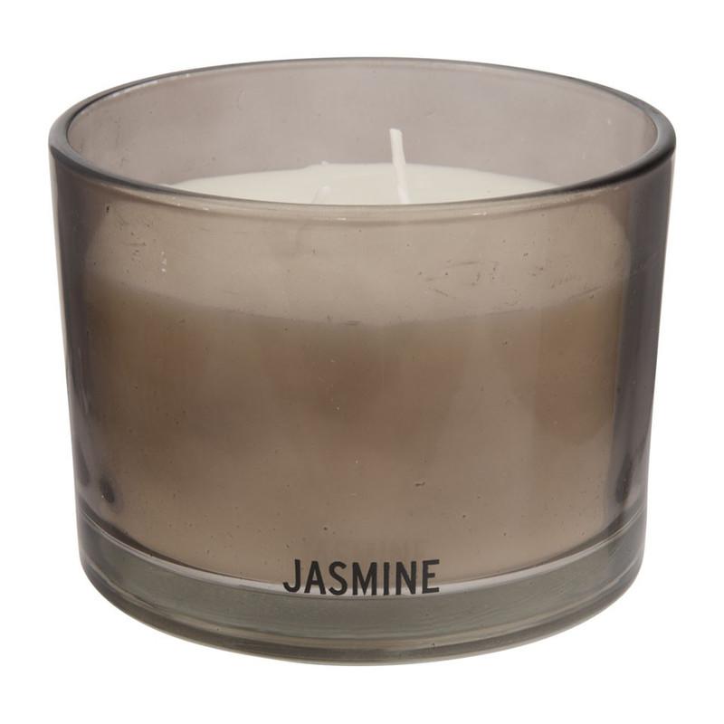 Buitengeurkaars - jasmin - 8x11 cm