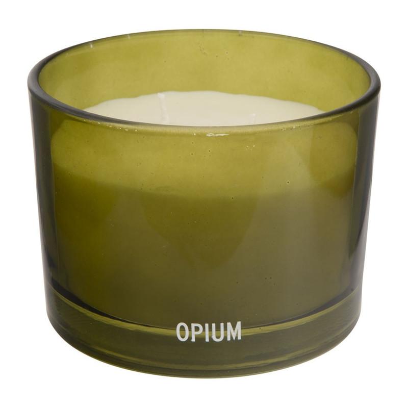 Buitengeurkaars - opium - 8x11 cm