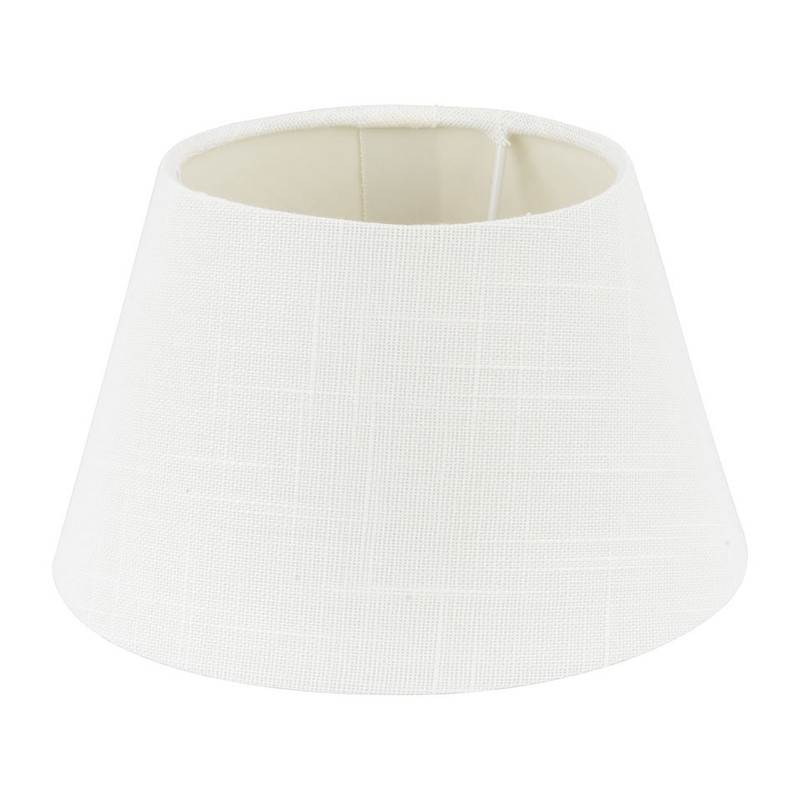 Lampenkap linnen - naturel - 18 cm