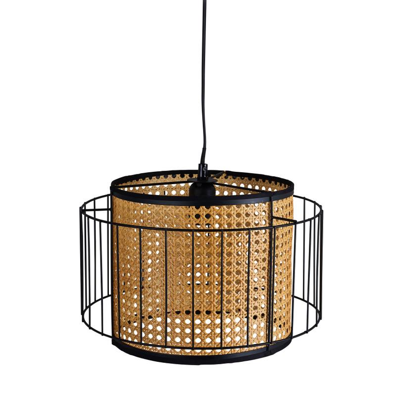 Hanglamp webbing ⌀33x22 cm