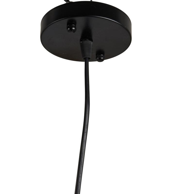 Bamboe hanglamp - naturel - ⌀36x50 cm