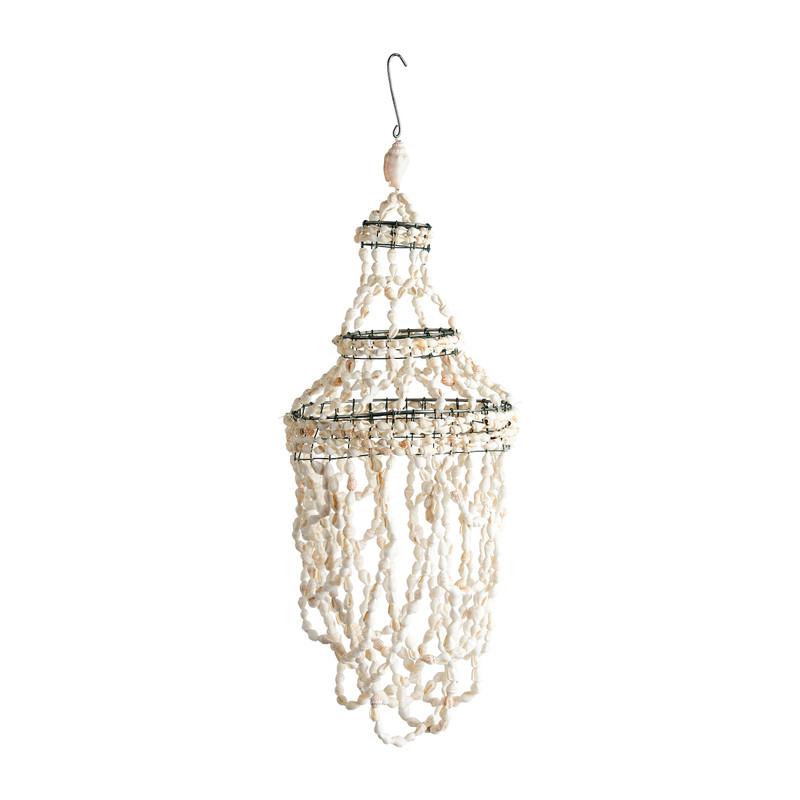 Hanglamp schelpen - Ø14x55 cm