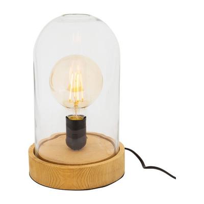 Gusta Stolp Met Vintage Led Lamp Xenos