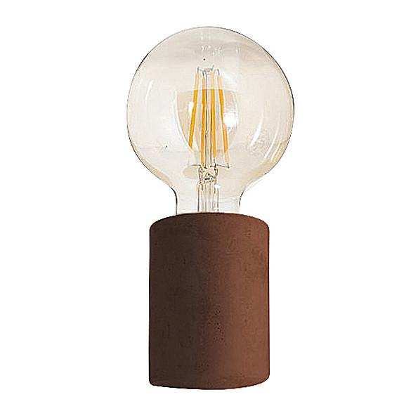 Tafellamp terra - 9x12 cm