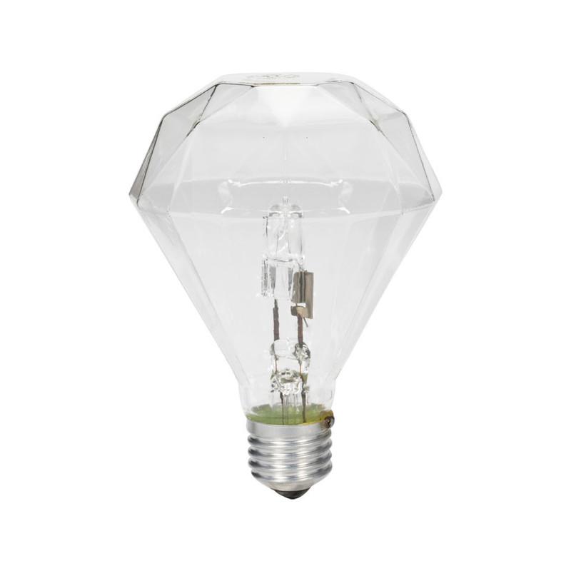 Halogeenlamp Diamant - E27 - 18W