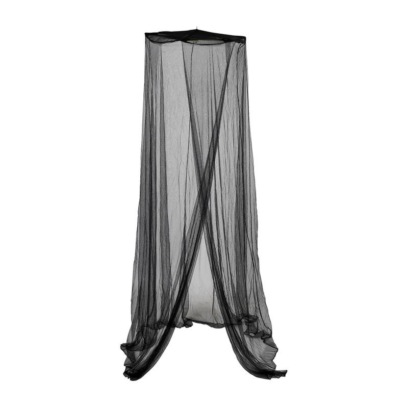 Klamboe met bamboeframe - 2-persoons - 64x250x1000 cm