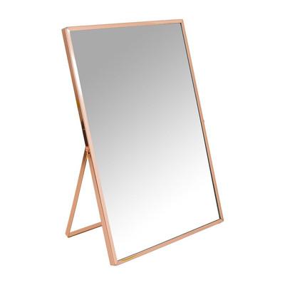 make up spiegel 20x30 cm koper xenos. Black Bedroom Furniture Sets. Home Design Ideas