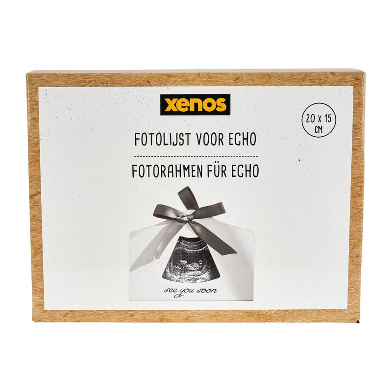 Fotolijst voor echo - 20x15 cm